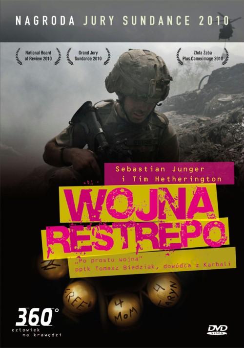 Wojna Restrepo / Restrepo (2010) PL.480p.BRRip.XviD.AC3-RomaN - Profesjonalny Lektor PL Z DŹWIĘKIEM AC3! 5.1