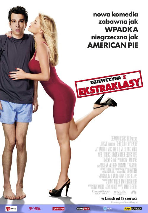 Dziewczyna z Ekstraklasy - Shes Out Of My League (2010) DVDRip.XviD-JB Lektor Polski !