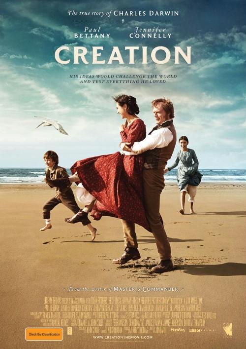 Darwin. Miłość i ewolucja / Creation (2009) DVDRip.XviD-Franc - Profesjonalny Lektor PL