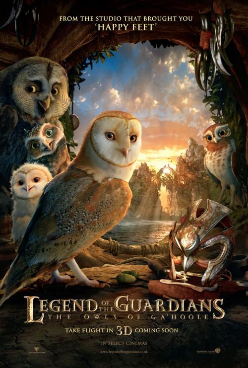 [FS] Legendy sowiego królestwa: Strażnicy Ga'Hoole / Legend of the Guardians: The Owls of Ga'Hoole (2010) PLDUB.480p.BRRip.XviD.AC3-EM - Profesjonalny Dubbing PL Z DŹWIĘKIEM AC3! 5.1!