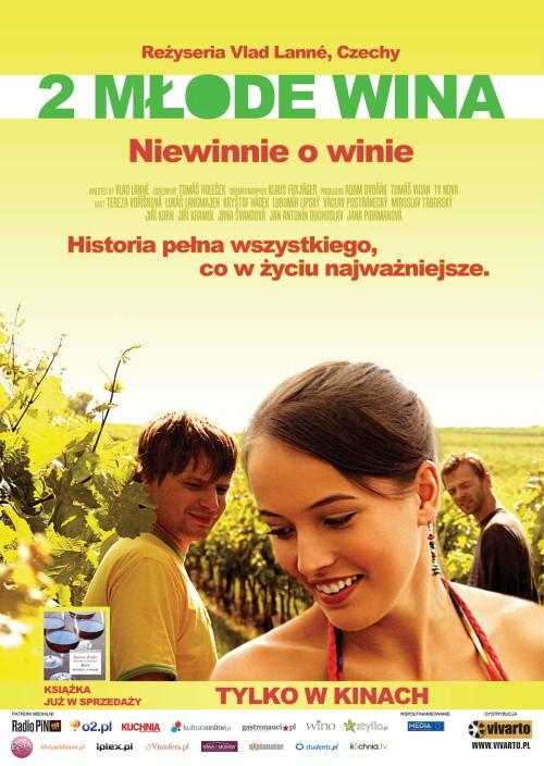2 młode wina / 2 Bobule (2009) PL.DVDRip.XviD-Franc Profesjonalny Lektor PL