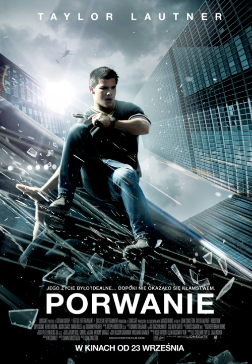 Porwanie / Abduction (2011) PL.DVDRip.XviD.AC3-KS / LektorPL +RMVB +x264