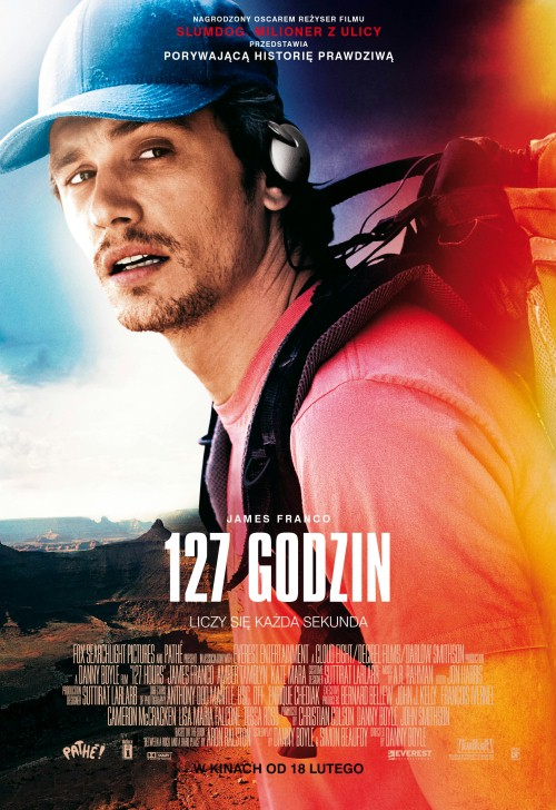 127 godzin / 127 Hours (2010) PL.480p.DVDRip.XviD-KiKO - Profesjonalny Lektor PL - Z DŹWIĘKIEM AC3! 5.1