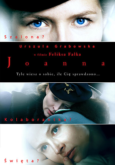 Joanna (2010) PL.DVDRip.XviD-B89 - Film produkcji Polskiej