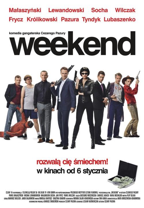 Weekend (2011) PL.DVDRiP.AC3.XViD-faldino - Film Produkcji Polskiej - Z DŹWIĘKIEM AC3 5.1