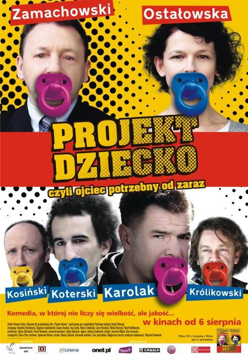 [BS,FS,TB] Projekt dziecko, czyli ojciec potrzebny od zaraz (2010) PL.DVDRiP.XviD-FiRMA Film Polski ! [ Komedia obyczajowa ] WERSJA x264