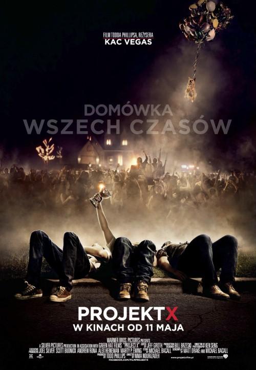 Projekt X / Project X (2012) PL.DVDRip.XviD.AC3-B89 - Profesjonalny Lektor PL - Z DŹWIĘKIEM AC3 5.1