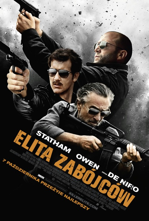 Elita zabójców / Killer Elite (2011) PL.DVDRip.XviD.AC3-inTGrity + Rmvb / Lektor PL