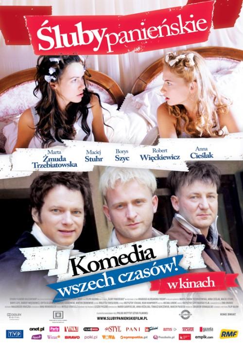 Śluby panieńskie (2010) PL.DVDRip.XviD-Pankracy - Film Produkcji Polskiej
