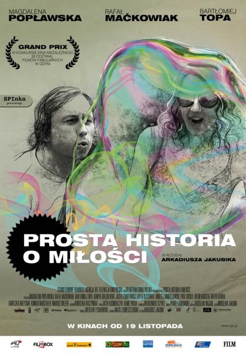 Prosta historia o miłości (2010) PL.DVDRip.XviD-ER - Film Produkcji Polskiej