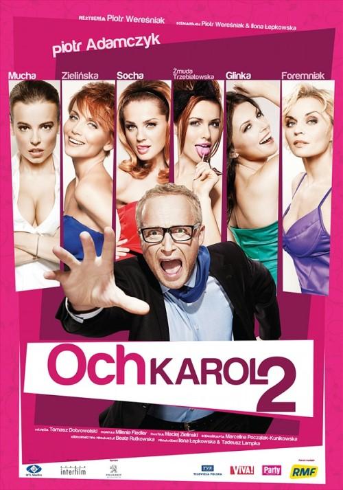 Och Karol 2 (2011) PL.DVDRip.XviD-TLRG Film Produkcji Polskiej
