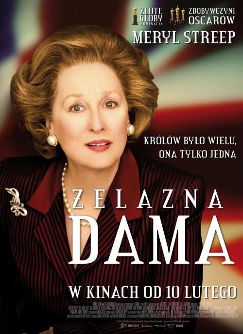 Żelazna Dama / The Iron Lady (2011) PL.BRRip.XviD-B89 - Profesjonalny Lektor PL
