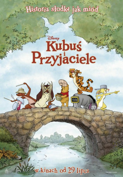 Kubuś i przyjaciele / Winnie the Pooh (2011) PL.DVDRip.XViD.MD.AC3-N4UP DUBBiNG PL [kino]