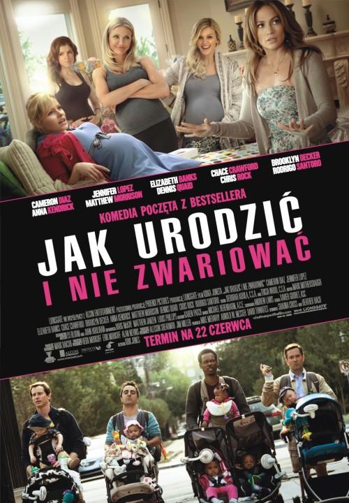 Jak urodzić i nie zwariować / What to Expect When You're Expecting (2012) PL.SUB.BRRip.XviD-B89 - Napisy Polskie - osobny plik