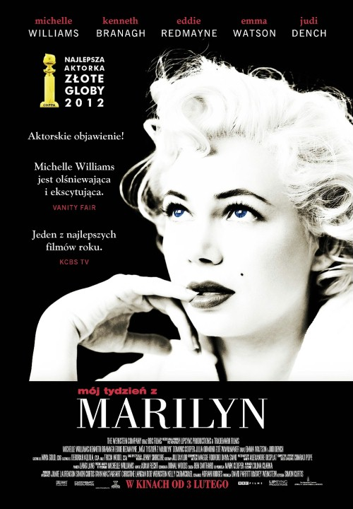 Mój tydzień z Marilyn / My Week with Marilyn (2011) PL.DVDRip.XviD-B89 - Profesjonalny Lektor PL