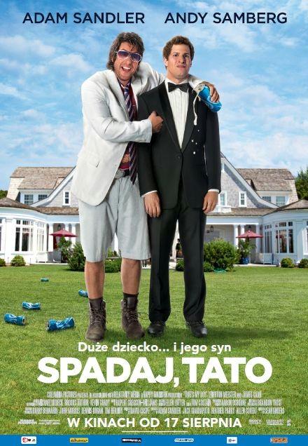 Spadaj, tato / That's My Boy (2012) PL.SUB.BRRip.XviD-GHW - Napisy Polskie - osobny plik