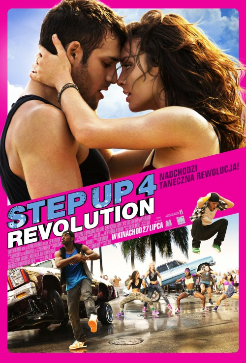 Step Up 4 Revolution (2012) PL.480p BRRip XviD AC3-Zet - Profesjonalny Lektor PL - Z DŹWIĘKIEM AC3 5.1