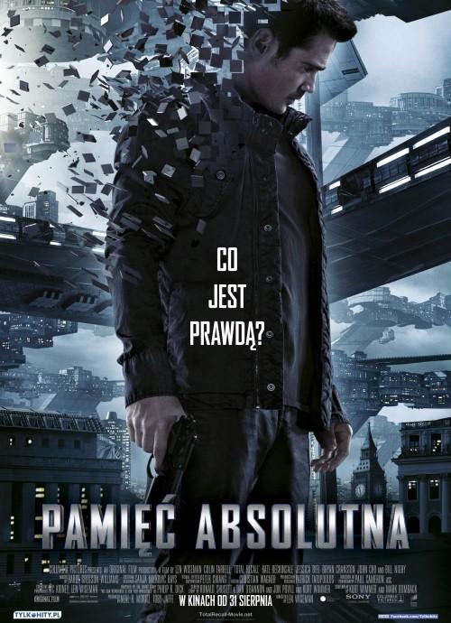 Pamięć absolutna / Total Recall (2012) PL.DVDRip.XviD.AC3-GHW - Profesjonalny Lektor PL