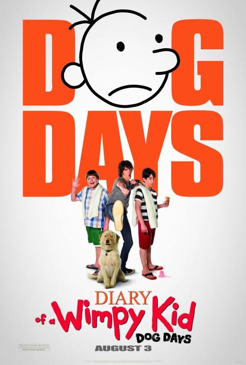 Dziennik cwaniaczka 3 / Diary of a Wimpy Kid: Dog Days (2012) PL.480p.BRRip.XviD.AC3-CWNC - Profesjonalny Lektor PL - Z DŹWIĘKIEM AC3 5.1