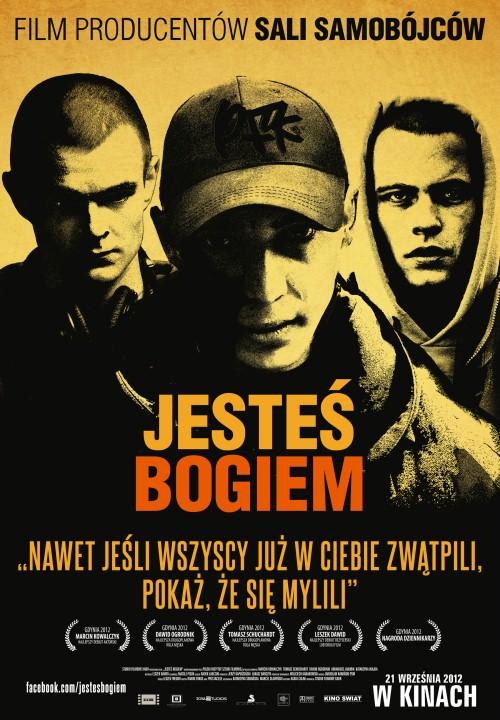 Jesteś Bogiem (2012) PL.DVDRip.XviD-KiT - Film Produkcji Polskiej