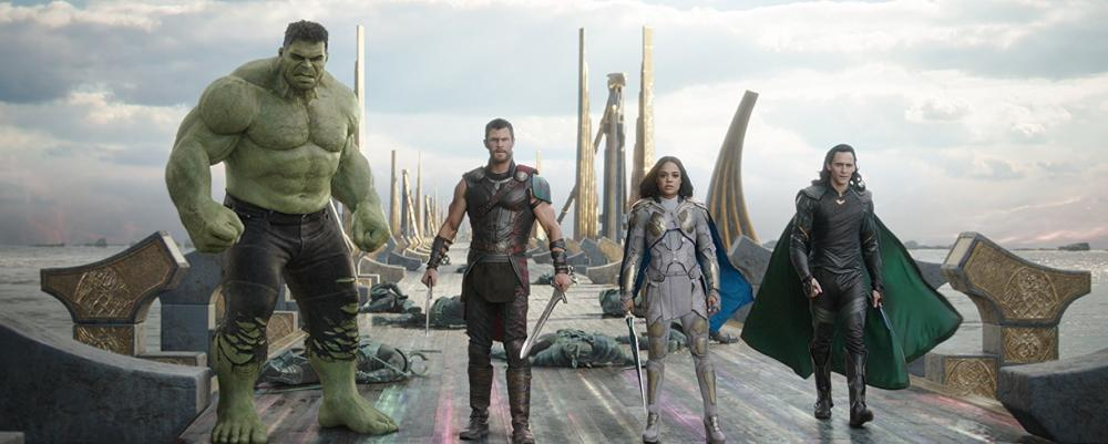duża fotografia filmu Thor: Ragnarok