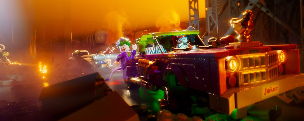 duża fotografia filmu Lego® Batman: Film