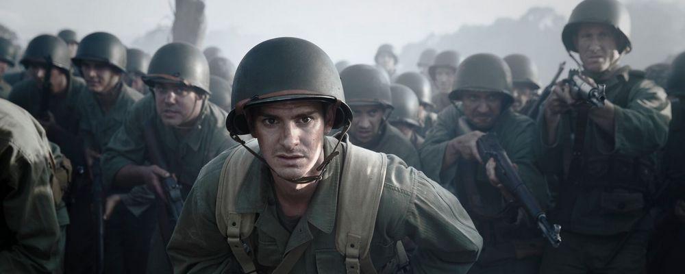 duża fotografia filmu Przełęcz ocalonych