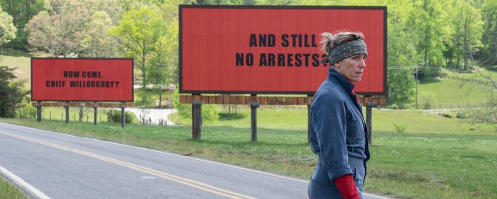 duża fotografia filmu Trzy billboardy za Ebbing, Missouri