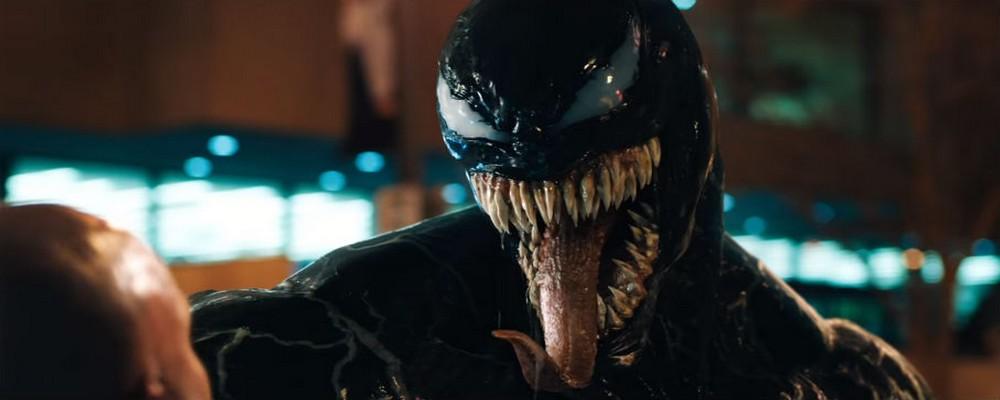 duża fotografia filmu Venom