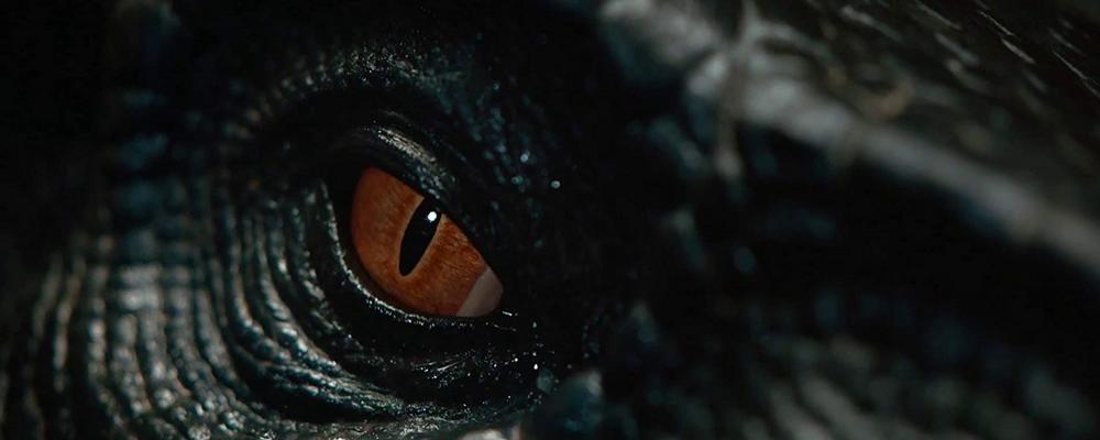 duża fotografia filmu Jurassic World: Upadłe królestwo