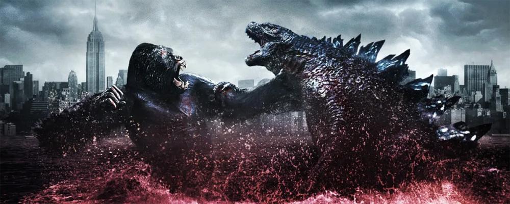 duża fotografia filmu Godzilla vs. Kong