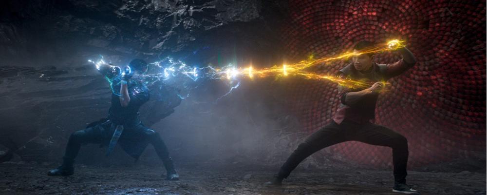 duża fotografia filmu Shang-Chi i legenda dziesięciu pierścieni