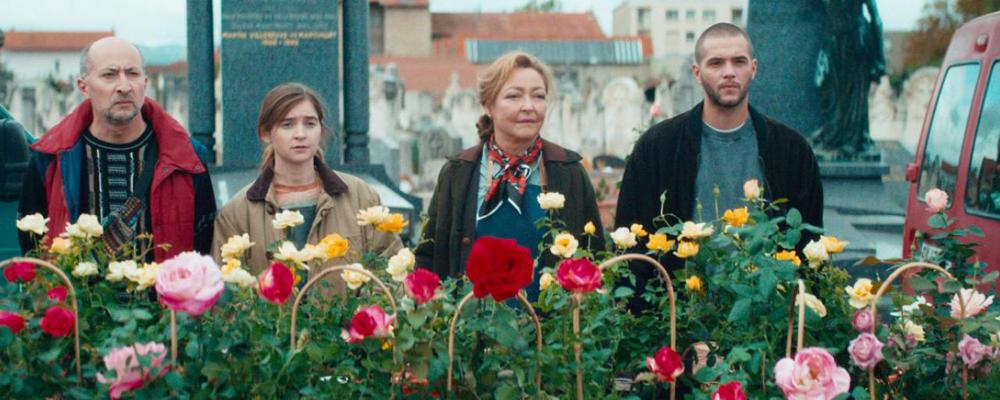 duża fotografia filmu Usłane różami