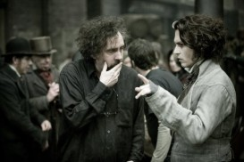 Sweeney Todd: The Demon Barber of Fleet Street (2007) - Johnny Depp, Tim Burton