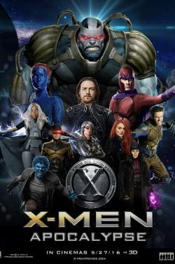 Miniatura plakatu filmu X-Men: Apocalypse
