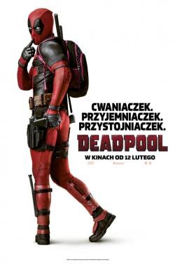 Miniatura plakatu filmu Deadpool