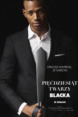 Miniatura plakatu filmu Pięćdziesiąt twarzy Blacka