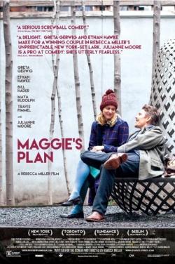 Miniatura plakatu filmu Plan Maggie