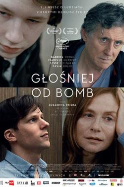Miniatura plakatu filmu Głośniej od bomb