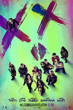 Miniatura plakatu filmu Legion samobójców