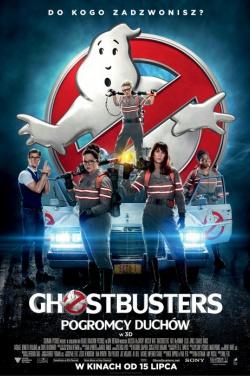 Miniatura plakatu filmu Ghostbusters. Pogromcy duchów