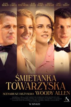 Miniatura plakatu filmu Śmietanka towarzyska