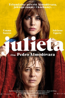 Miniatura plakatu filmu Julieta