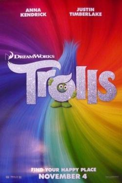 Miniatura plakatu filmu Trolle