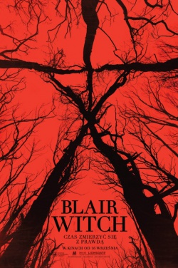 Miniatura plakatu filmu Blair Witch