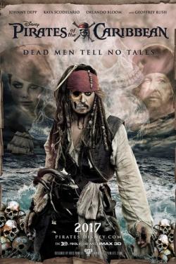 Miniatura plakatu filmu Piraci z Karaibów: Zemsta Salazara