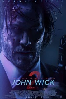 Miniatura plakatu filmu John Wick 2