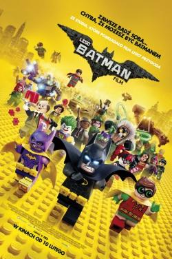 Miniatura plakatu filmu Lego® Batman: Film