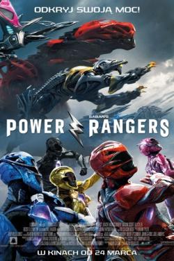 Miniatura plakatu filmu Power Rangers
