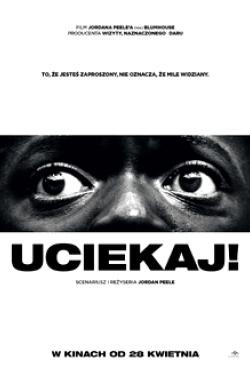 Miniatura plakatu filmu Uciekaj!